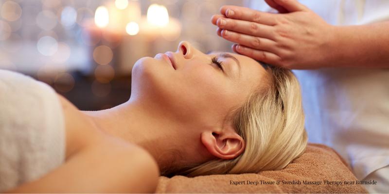 Deep Tisue and swedish massage