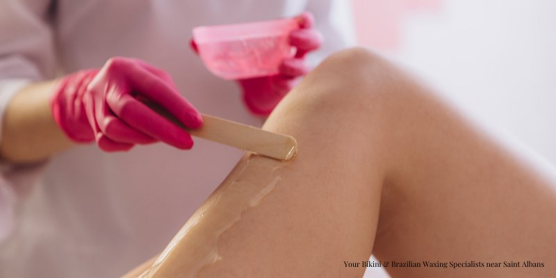 Bikini and brazilian waxing specialists
