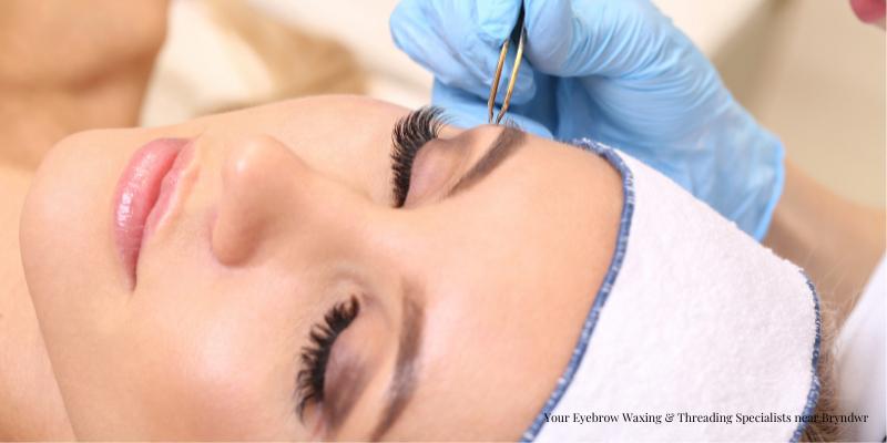 Eyebrow Waxing and Threading