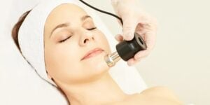Electroporation Facial treatment