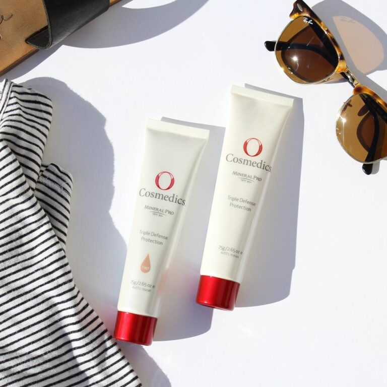 The importance of SPF protection. Part 2