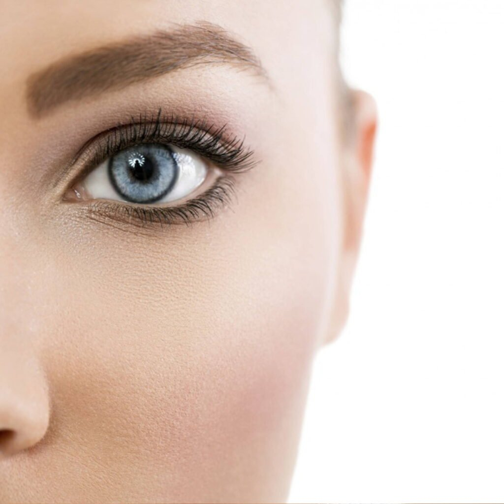 Lash lift, microblading eyebrows